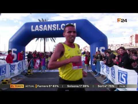 San Silvestre del Masnou por TV3