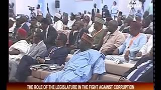 Speech By Kenyan's Prof. Lumumba At The Nigerian Legislature Conference On Anti-Corruption