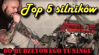 TOP 5 SILNIKÓW do TANIEGO Tuningu !!!