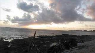 preview picture of video 'First Sunrise 2008 Majuro, Marshall Islands'