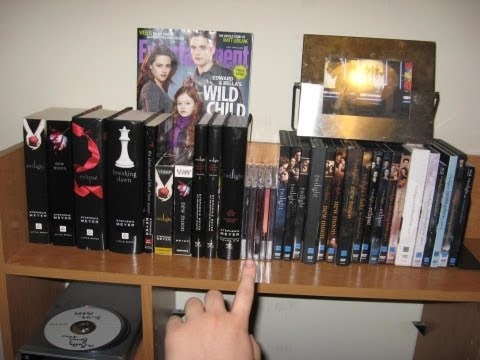 Twilight Ultimate Media Collection (Books, CDs, Movies...)