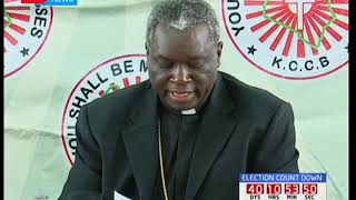 Kenya conference of Catholic Bishops cautions country's leadership