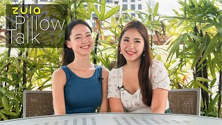Fiona Fussi On Her Dating Life, Stalkers And The Downsides Of Modeling | ZULA Pillow Talk | EP 9