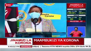 Ministry of Health cautions those not wearing masks in the correct way