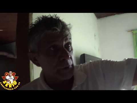 Magrão da Favela dos Brancos tem a casa destruida pela chuva forte e o Bambuzal que caiu em cima da Casa