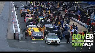 Dover race postponed to Monday