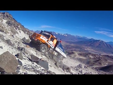 Mercedes Zetros Projekt Z ♦ TRUCK WORLD RECORD High Altitude ♦ Abenteuer & Allrad