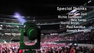 Fstoppers Original: How To Photograph Bon Jovi Concerts Wtih David Bergman