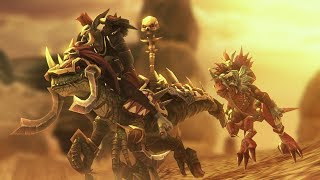 World of Warcraft Extinction Teaser