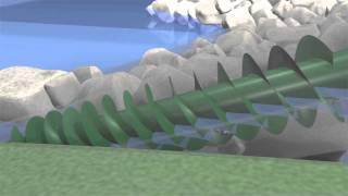 Archimedean Screw Generator Product Video