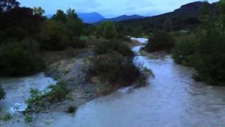 Petite Crue éclair Du Vidourle (7-09-2013). Flash Flood In South Of France