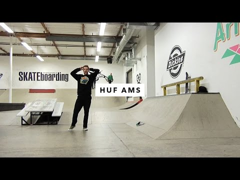 HUF Ams   TransWorld SKATEboarding