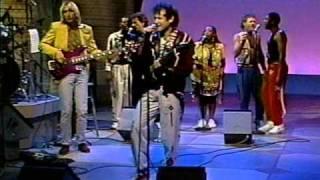 Johnny Clegg & Savuka   1990   Lettermn