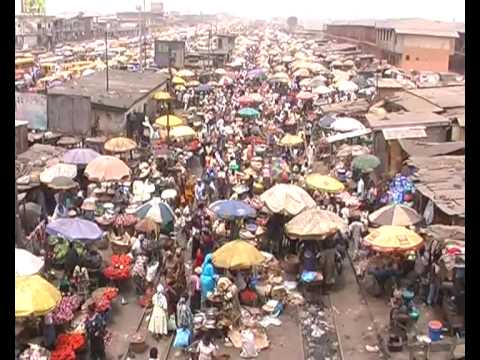 THE NEW FACE OF OSHODI IN LAGOS NIGERIA