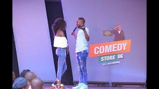 Alex Muhangi Comedy Store March 2020 - Mc Mariachi (The Virgin)