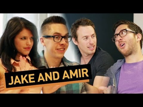 Jake and Amir: Table Read 2