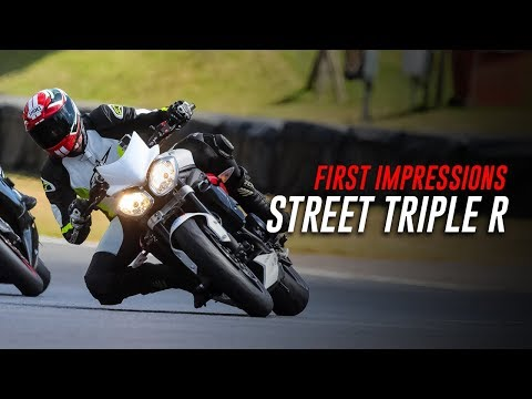 New Bike Impressions: 2014 Street Triple R Track Review