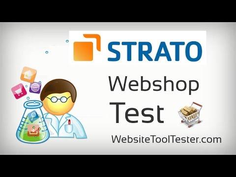 Strato Webshop Test Erstellung Und Verkaufen Leicht Gemacht