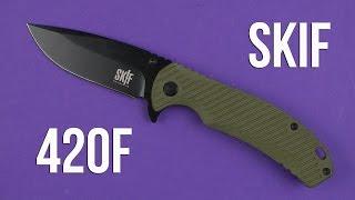 Skif 420F - відео 1