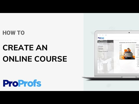 How to Create Online Training Courses - YouTube