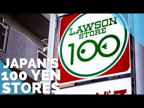 JAPAN CONVENIENCE STORES - A Conbini Guide at Lawson 100 Yen Store! | FIRST WORLD TRAVELLER