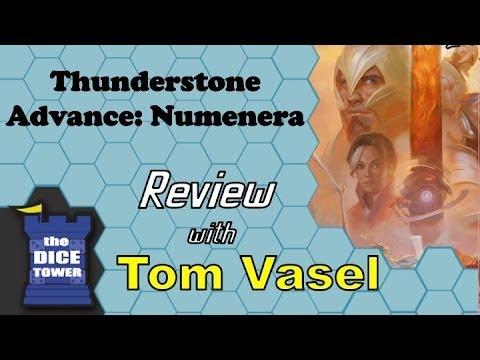 Dice Tower Reviews: Thunderstone Advance: Numenera