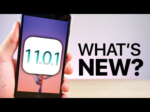 iOS 11.0.1 Released! What's New Review