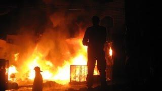 preview picture of video 'مصر العربية | نائب المحافظ يكشف أسباب حريق مصنع المطرية'