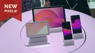 Google Pixel 3, Google Pixel Slate & Google Home Hub Hands-on!