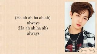 Wanna One (워너원) - Always (이 자리에 Acoustic Ver.) Easy Lyrics