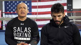 Ismael Salas Interview with Jorge Linares