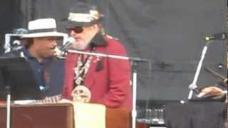 ICE AGE - Dr. John - Crawfish Fest, Sussex County, NJ
