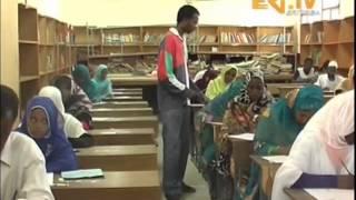 Eri-TV Tigre Docu - Education for Woman in Eritrea - Part 1 of 2