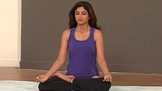 Shilpa Shetty on the benefits of Yoga
