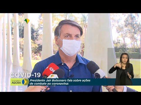 Bolsonaro dio positivo de coronavirus, pero aclara: