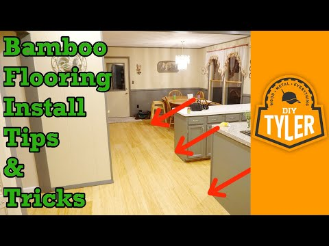 Bamboo Flooring Tips and Tricks