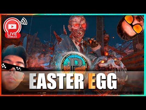 [DIRECTO 🔴] Easter Egg de Blood of the Dead con Lalo! || Me voy de viaje de nuevo xao :v