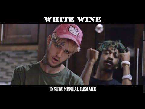 Lil Peep x Lil Tracy - White Wine Instrumental Remake