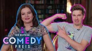 Germany's next Comedy-Newcomer | Bewerbungsgespräch bei der Comedy GmbH | Der Deutsche Comedypreis