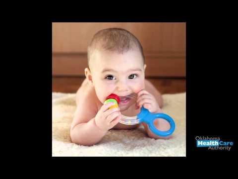 Infant Dental Care - National Children's Dental Health Month 2016