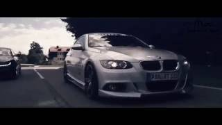 Audi RS5 and BMW 335i  ♬ Music Deep In The Night ♬