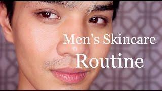 Men's Skinare Routine