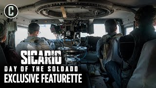 Jeffrey Donovan - Sicario 2 - Bonus Interview DVD V.O.