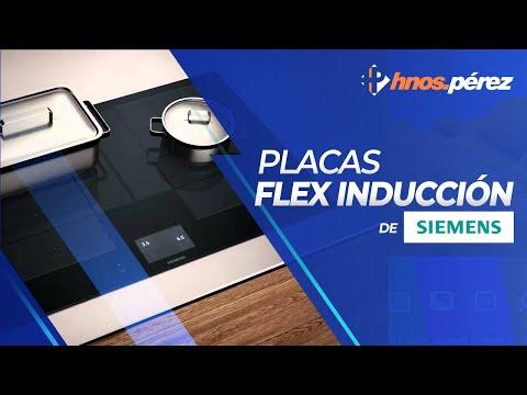 Como funciona las placas flex Inducción de Siemens