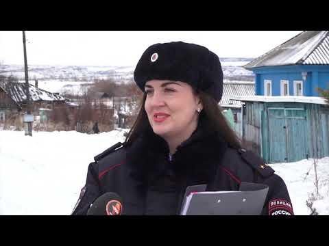 Ольга Коптурова - инспектор ПДН по зову сердца. Ко Дню МВД