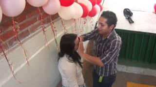 preview picture of video 'Pedida de mano en la EPOAN Naucalpan'