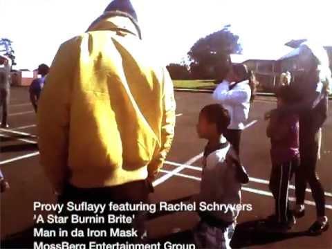 Provy Suflayy featuring Rachel Schryvers 'A Star Burnin Brite'