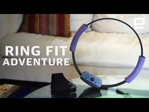 Ring Fit Adventure review: Nintendo Switch RPG that makes you work out