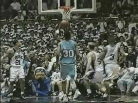 Video: UNC Blue Heaven Dunk Mix