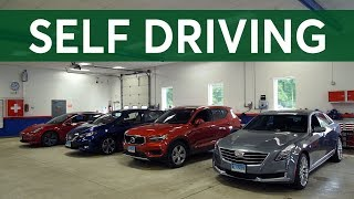 Self-Driving System Rankings| Consumer Reports
